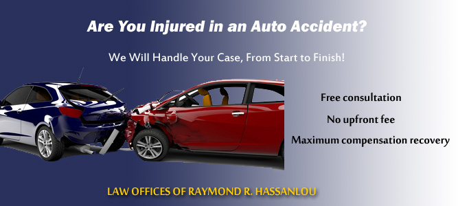 auto accident lawyer sherman oaks california